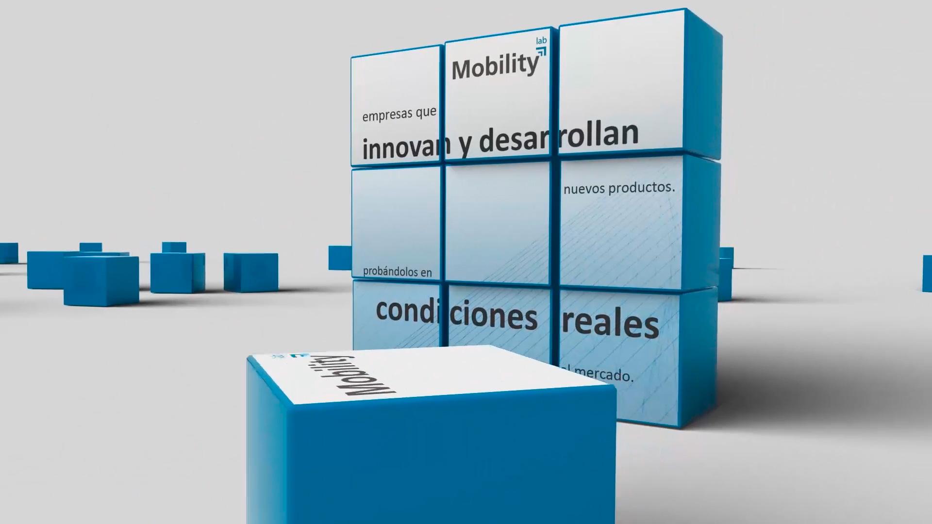 v deo promocional mobility lab donosti frame. Black Bedroom Furniture Sets. Home Design Ideas