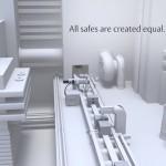 Infografía producto Safe by Assa Abloy