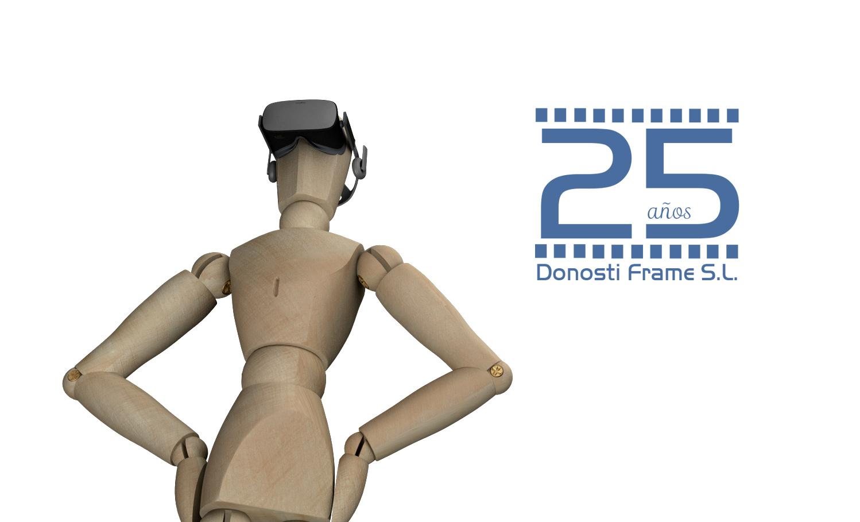 Donosti Frame montamos el Belen VR
